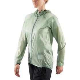 Haglöfs L.I.M Shield Comp Capuche Femme, blossom green